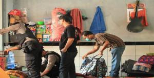 Polisi menduga hampir separuh penghuni Lapas Binjai positif narkoba