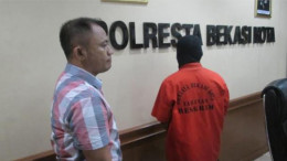 Guru Terlibat Pelecehan Seksual Di Tangkap Di Bekasi