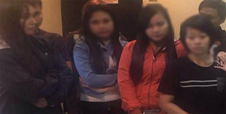 Pemijat Cantik 'Polos' Tanpa Busana Grand Velvet Spa Digerebek Polisi