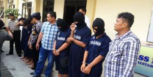 Berkas 3 Pemerkosa Bocah SD Di Semarang Dilimpahkan