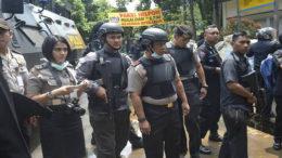 Polwan Cantik Ditengah Terror Bom Bandung