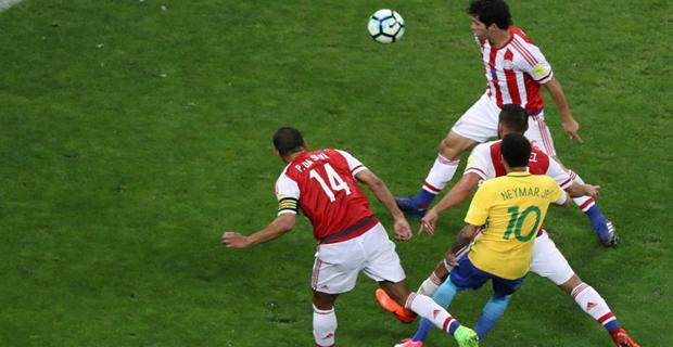 Kualifikasi Piala Dunia 2018 Brazil Sikat Paraguay dengan Skor 3-0