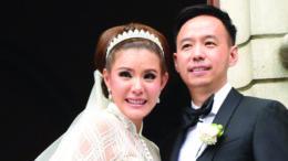 Olga Lydia Resmi Menjadi Istri Pengusaha Kaya Asal Surabaya