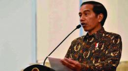 Presiden Jokowi Memberikan Pesan Terkait Pilkada Putaran DKI Jakarta
