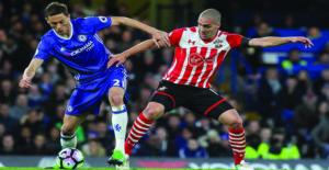 Suka Duka Gol Pertama Yang Dicetak Oleh Oriol Romeu di Stamford Bridge