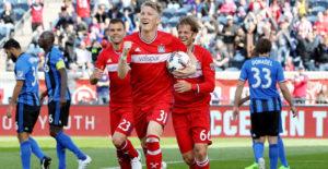 Debut MLS Ditandai Dengan Gol Pertama Dari Schweinsteiger