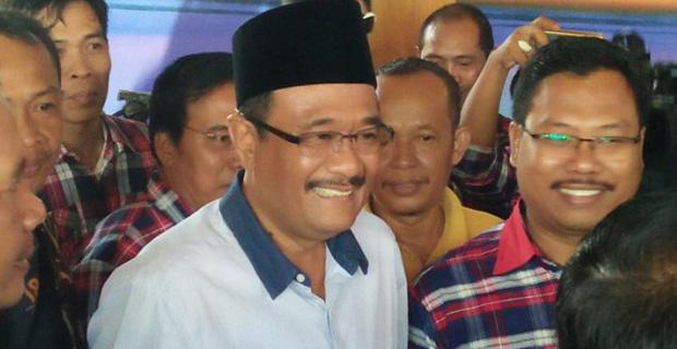 Djarot Ungkap Jangan Terbawa Isu Soal Penggusuran 300 Lokasi di Jakarta