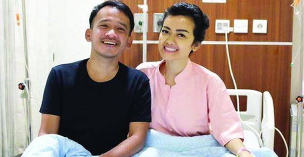 Kondisi Jupe Tidak Baik, Ruben Bawa Ustaz Agama ke Rumah Sakit