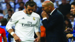 Pelatih Zidane Merasa Khawatir Dengan Para Pemainya Yang Cedera