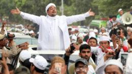 Beralasan Tenangkan Diri di Arab Saudi, Habib Rizieq Enggan Pulang ke Tanah Air