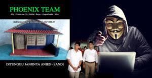 Hacker Bobol Situs Dinsos DKI, Program Rumah Anies-Sandi DP 0% Jadi Target Penyinggungan