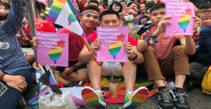 Masuk Trending Topik, Mahkamah Konstitusi Taiwan Legalkan Penikahan LGBT
