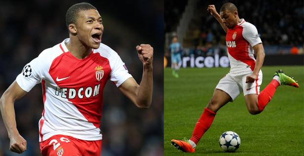 Potensi Kylian Mbappe di AS Monaco Menjadi Incaran Klub besar Eropa Termasuk Real Madrid