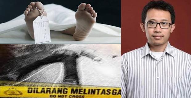 Teka-Teki Penyebab Kematian Dosen ITB Masih Menjadi Misteri