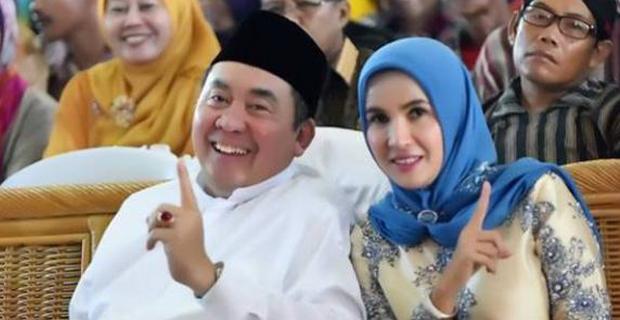 Gencar Aksi Berburu OTT, KPK Tangkap Istri Gubernur Bengkulu Ridwan Mukti Dengan Bukti Uang Miliaran