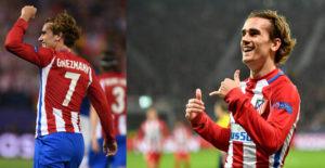 Griezmann Terima Kontrak Baru Dari Atletico Madrid