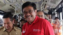 Infrastruktur Koridor 13 Transjakarta Belum Rampung, Djarot Akan Mengusahakan Operasionalnya 22 Juni