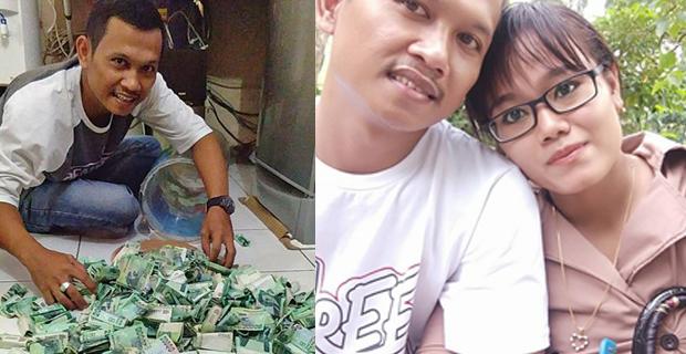 Inspirasi 'Power of 20 Ribu' Menabung Uang Rokok 1,5 Tahun, Pemuda ini Beli Motor Tunai