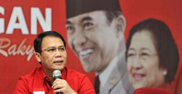 PDI-P Akan Tindak Tegas Dengan Melakukan Pemecatan Bila Kadernya Terkena OTT KPK di Mojokerto