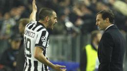 Bonucci Pindah Klub ke AC Milan, Allergri Disebut Sumber Masalah Lepasnya Bek Juventus