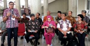 Tegakan Anti Korupsi, 400 Dosen UGM Sepakat Tandatangani Deklarasi Tolak Hak Angket KPK