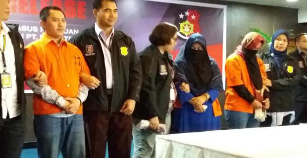 820 Calon Jemaah Haji Laporkan Nasib Kepastian Dana Kepada Polisi Atas Penipuan Dari First Travel