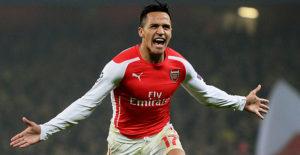 Alexis Sanchez Tolak Perpanjangan Kontrak Bersama Arsenal