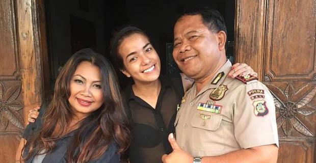 Disambangi Polisi , Sheila Marcia Tersandung Kasus Apa Lagi?