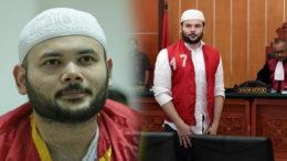 Pedangdut Ridho Rhoma Tampak Santai Pasca Dituntut Dua Tahun Penjara