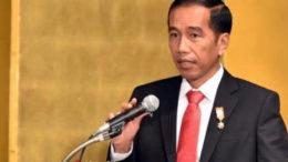 Presiden Jokowi Minta Kapolri Tito Usut Tuntas Sindikat Saracen
