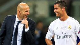 Real Madrid Jamu Barcelona, Pelatih Zinedine Zidane Sesalkan Keputusan Sanksi Ronaldo