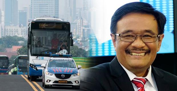 Sukses Diresmikan Djarot, Koridor 13 Transjakarta Siap Beroperasional