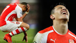 Alexis Sanchez Kecewa Dijadikan Kambing Hitam Oleh Publik Atas Kekalahan Arsenal