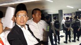 Belum Sempat Menghirup Udara Bebas Pasca Divonis Bebas, Alfian Tanjung Penyebar Ujaran Kebencian Kembali Digiring Polisi