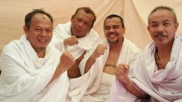 Selain Naik Haji Eggi Sudjana Bertemu Sapa Dengan Pimpinan FPI Rizieq Shihab