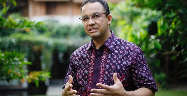 Ganti Cara Baru,Gubernur Anies Siap Cari Solusi Lain Atas Teknis Pengaduan Warga DKI di Balai Kota