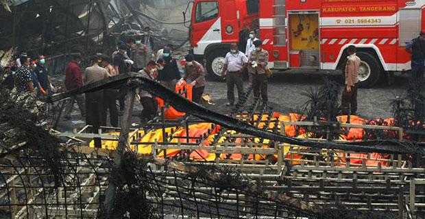 InsidenTragis Pabrik Petasan Meledak di Tangerang, 47 Orang Tewas dan Puluhan Lain Mengalami Luka Bakar