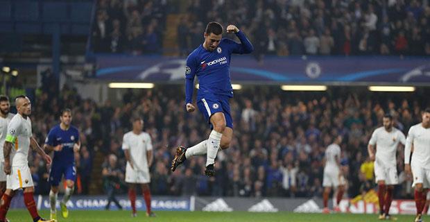 Jamu AS Roma di Liga Champions, Chelsea Harus Puas Bermain Imbang Dengan Skor Bertahan 3-3