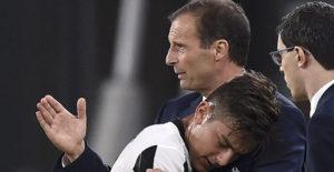 Lazio Tekuk Juventus Dengan Skor 2-1 di Turin , Allegri Mengaku Kecewa
