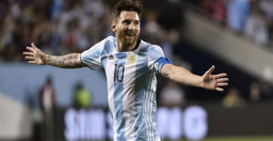 Luar Biasa, Messi Ciptakan Hattrick Yang Sukses Mengantar Argentina Lolos ke Piala Dunia 2018