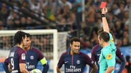 Neymar di Ganjar Kartu Merah Kontra Marseille, Pelatih PSG Kecewa Dengan Sikap Wasit