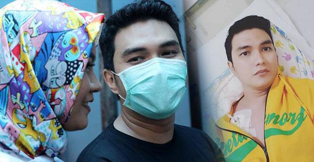Ditengah Perjuangan Melawan Kanker Getah Bening, Aldi Taher Digugat Cerai Istri