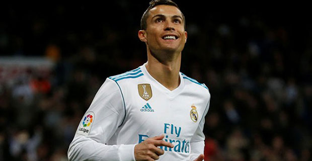 Menang Tipis Atas Malaga, Ronaldo Ditunjuk Sebagai Eksekutor Penalti