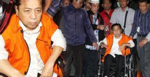 Setnov Sayangkan Penjemputan Paksa Oleh Pihak KPK Ditengah Kondisi Fisik Yang Belum Stabil