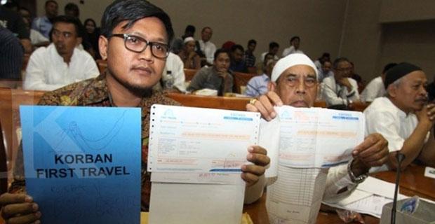 Bos First Travel Janjikan Keberangkatan Umrah Calon Jemaah, Dana Dari Mana