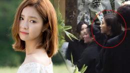 Ikut Berduka, Shin Se Kyung Mantan Pacar Jonghyun SHINee Datang Melayat