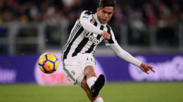Pelatih Juventus Sebut Jangan Bandingkan Perfoma Dybala Dengan Messi dan Ronaldo