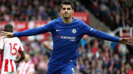 Sempat Cedera Punggung, Alvaro Morata Kembali Beraksi Bela Chelsea?