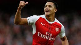 Manchester City Urungkan Niat Rekrut Alexis Sanchez