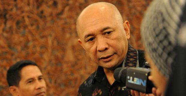 Presiden Jokowi Lantik Teten Masduki Menjadi Staf Kepresidenan